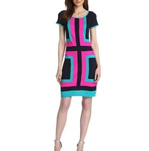 lilly pulitzer muiltcolor Isabella sweater dress